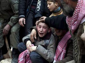 Yabancı Fotoğrafçıların Gözünden Suriye
