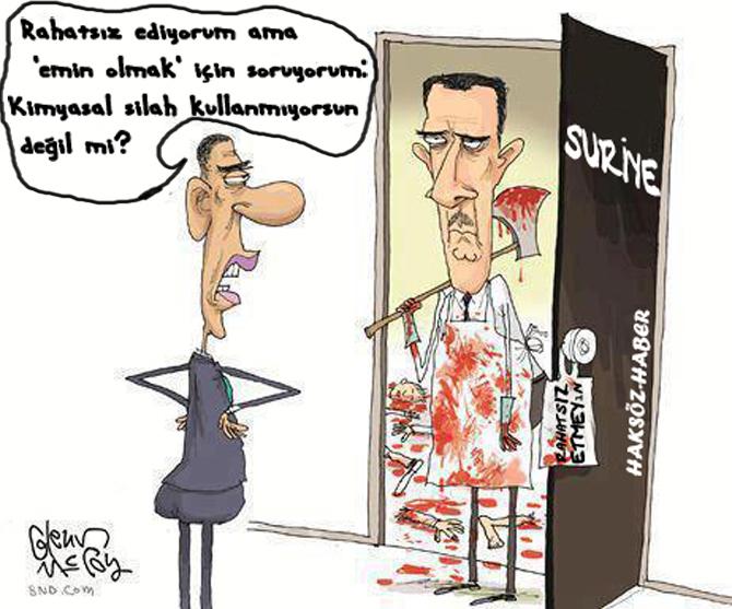 Obama, Esedin kapısını çalar 1