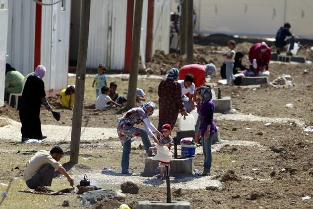 Hatay'daki Suriyeli Mültecilerden Kareler 10