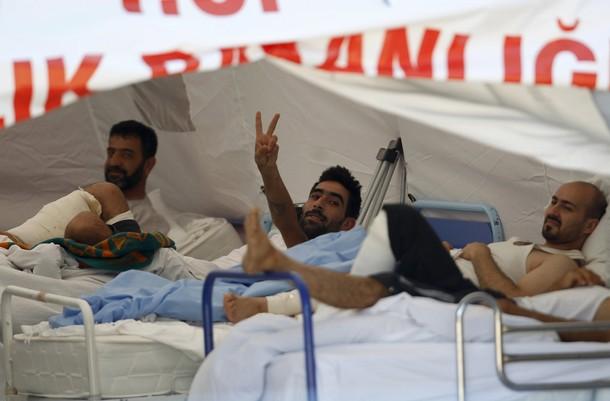 Hatay'daki Suriyeli Mültecilerden Kareler 11
