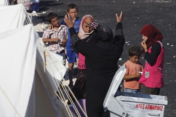 Hatay'daki Suriyeli Mültecilerden Kareler 12