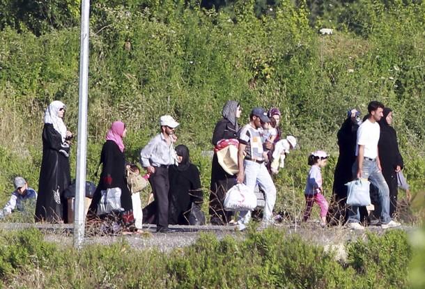 Hatay'daki Suriyeli Mültecilerden Kareler 13