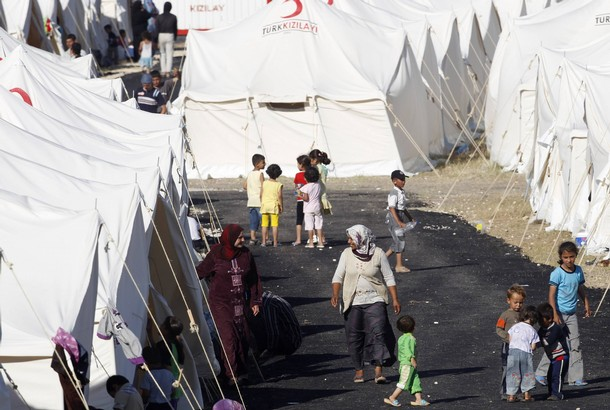 Hatay'daki Suriyeli Mültecilerden Kareler 14