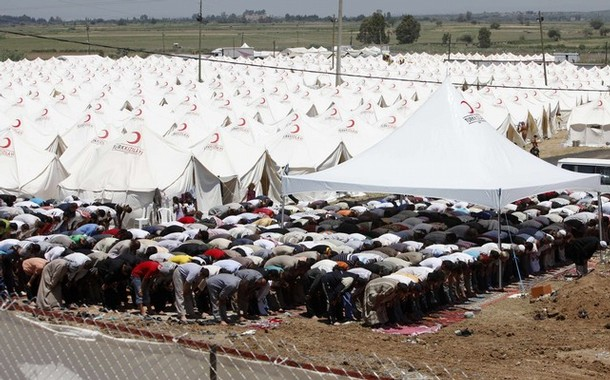 Hatay'daki Suriyeli Mültecilerden Kareler 2