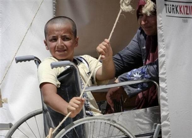 Hatay'daki Suriyeli Mültecilerden Kareler 3