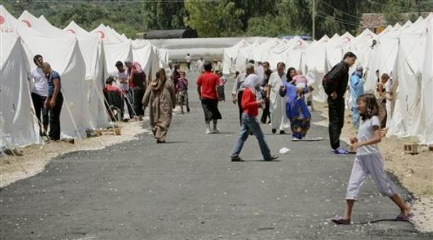 Hatay'daki Suriyeli Mültecilerden Kareler 4