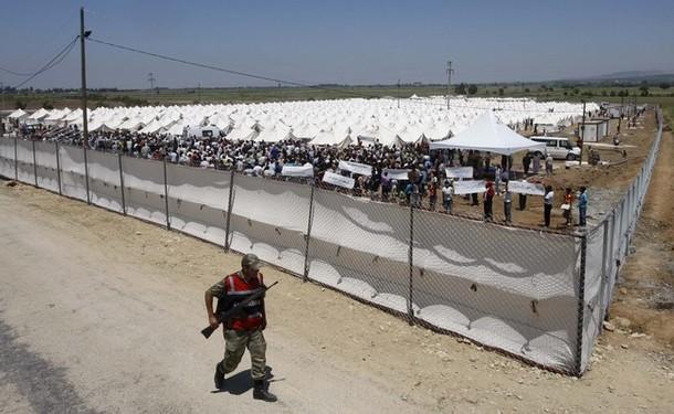 Hatay'daki Suriyeli Mültecilerden Kareler 5