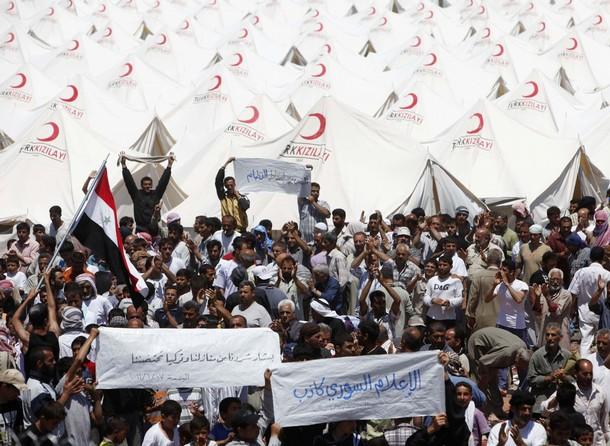 Hatay'daki Suriyeli Mültecilerden Kareler 7