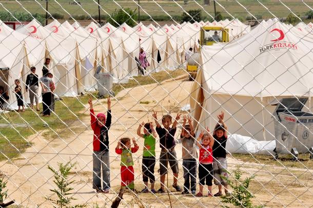 Hatay'daki Suriyeli Mültecilerden Kareler 8