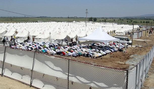 Hatay'daki Suriyeli Mültecilerden Kareler 9