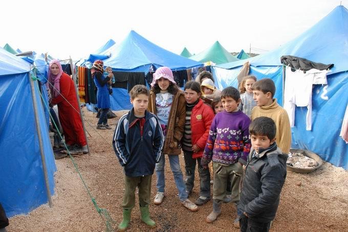 Bartın ve Ereğli'den Yola Çıkan Yardımlar Suriyede  11