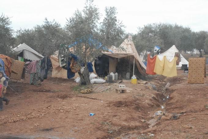 Bartın ve Ereğli'den Yola Çıkan Yardımlar Suriyede  12
