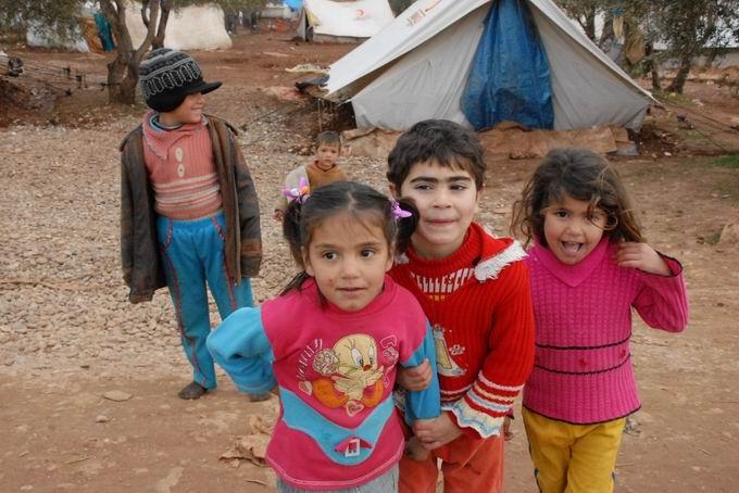 Bartın ve Ereğli'den Yola Çıkan Yardımlar Suriyede  14