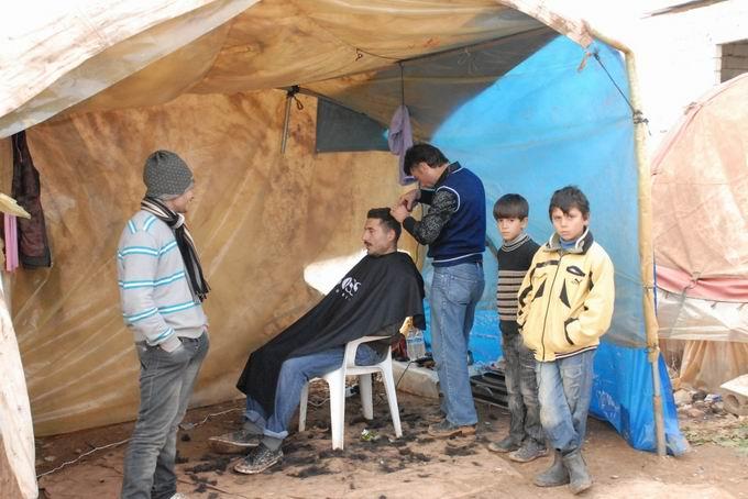 Bartın ve Ereğli'den Yola Çıkan Yardımlar Suriyede  15