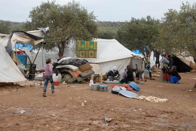 Bartın ve Ereğli'den Yola Çıkan Yardımlar Suriyede  16