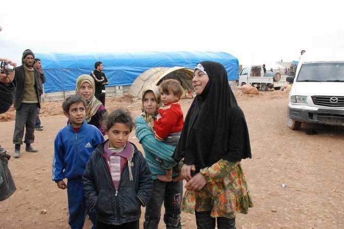 Bartın ve Ereğli'den Yola Çıkan Yardımlar Suriyede  19