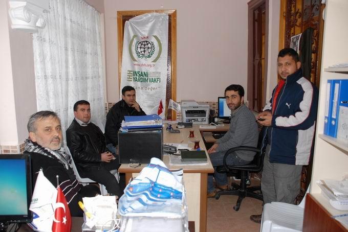 Bartın ve Ereğli'den Yola Çıkan Yardımlar Suriyede  2