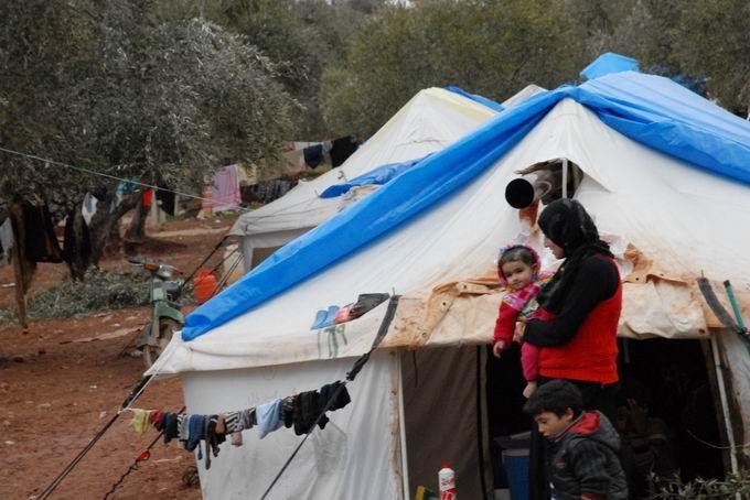 Bartın ve Ereğli'den Yola Çıkan Yardımlar Suriyede  20