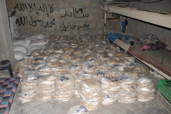 Bartın ve Ereğli'den Yola Çıkan Yardımlar Suriyede  22