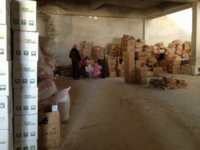 Bartın ve Ereğli'den Yola Çıkan Yardımlar Suriyede  23