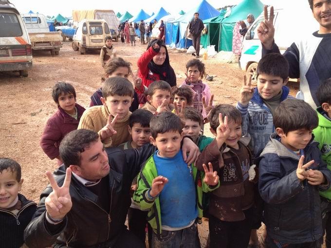 Bartın ve Ereğli'den Yola Çıkan Yardımlar Suriyede  24