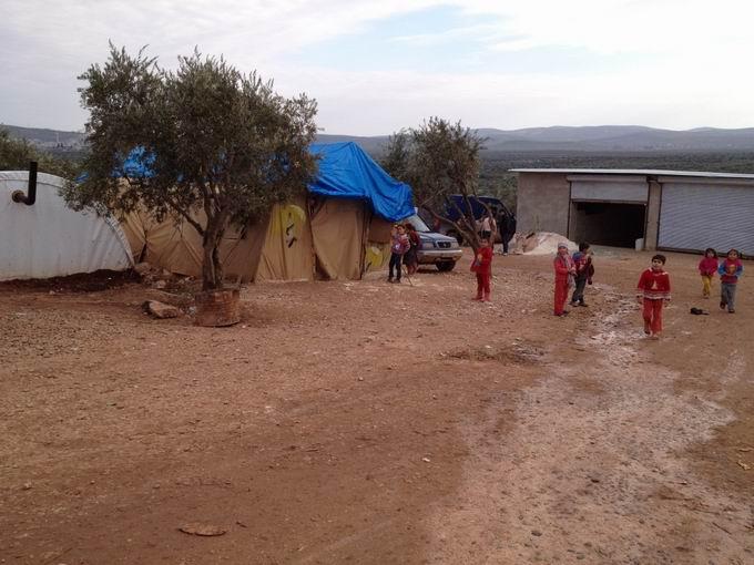 Bartın ve Ereğli'den Yola Çıkan Yardımlar Suriyede  25