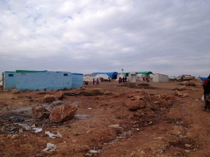Bartın ve Ereğli'den Yola Çıkan Yardımlar Suriyede  26
