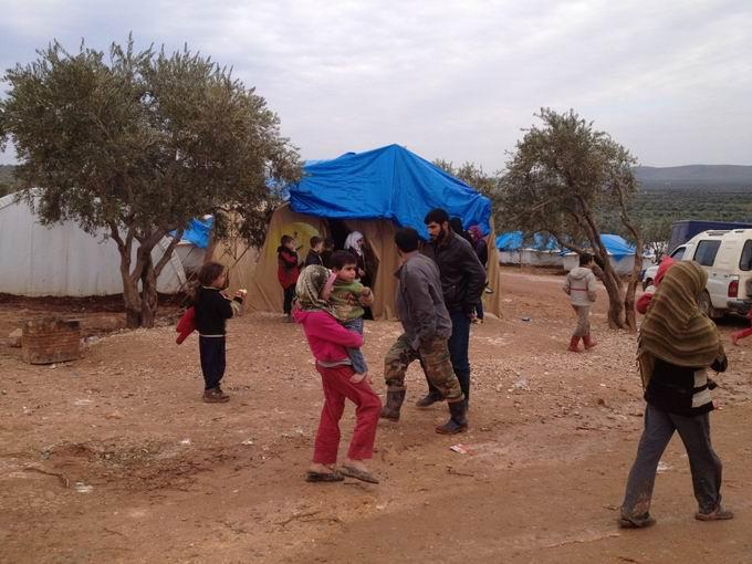 Bartın ve Ereğli'den Yola Çıkan Yardımlar Suriyede  27
