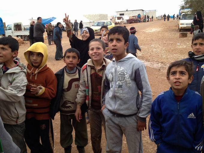 Bartın ve Ereğli'den Yola Çıkan Yardımlar Suriyede  28
