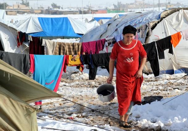 Suriyeli Mülteci Kadınların Dramı 1