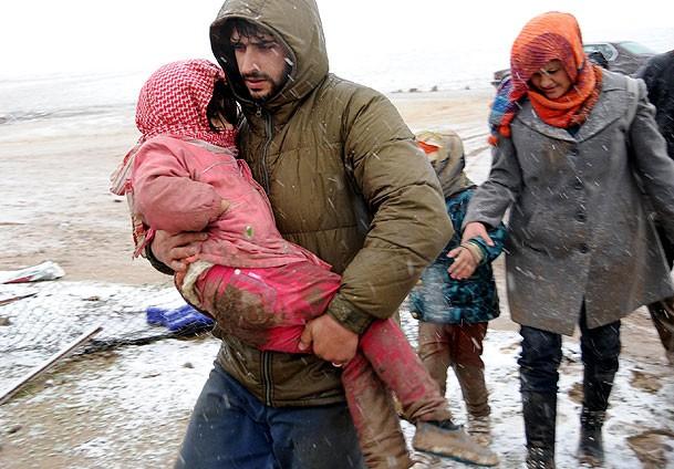 Suriyeli Mülteci Kadınların Dramı 11