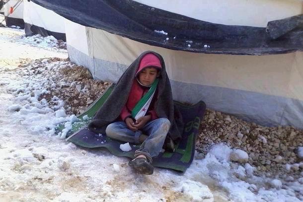 Suriyeli Mülteci Kadınların Dramı 15