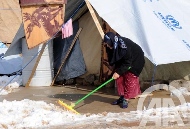 Suriyeli Mülteci Kadınların Dramı 4