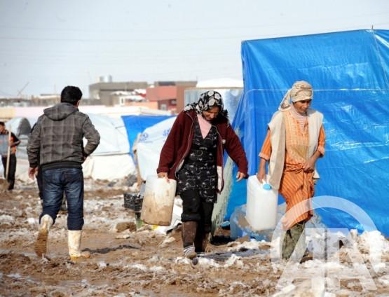 Suriyeli Mülteci Kadınların Dramı 5