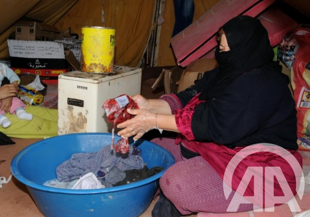 Suriyeli Mülteci Kadınların Dramı 8