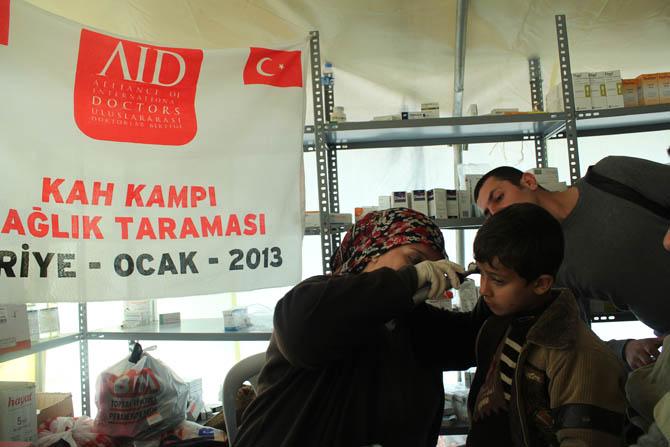 Kah Mülteci Kampının Yetim Çocukları 1
