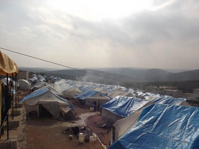 Kah Mülteci Kampının Yetim Çocukları 10