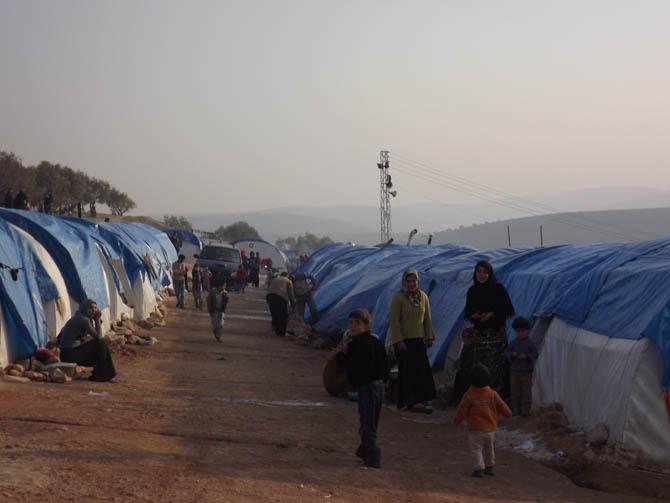 Kah Mülteci Kampının Yetim Çocukları 17