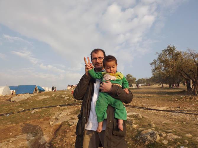 Kah Mülteci Kampının Yetim Çocukları 2