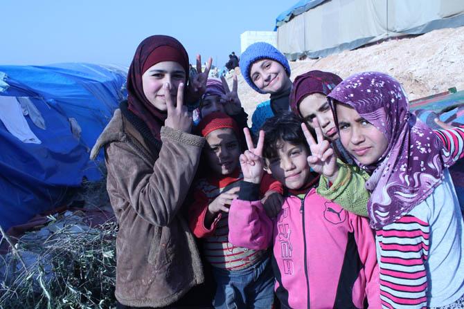 Kah Mülteci Kampının Yetim Çocukları 23