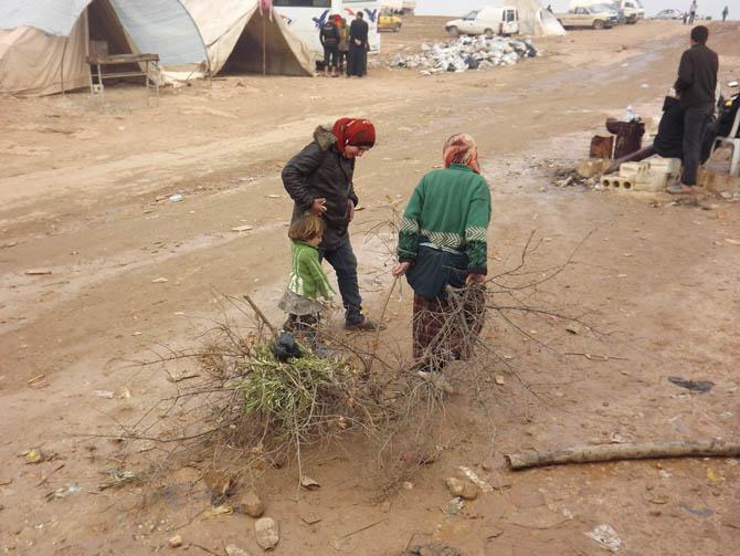 Kah Mülteci Kampının Yetim Çocukları 24
