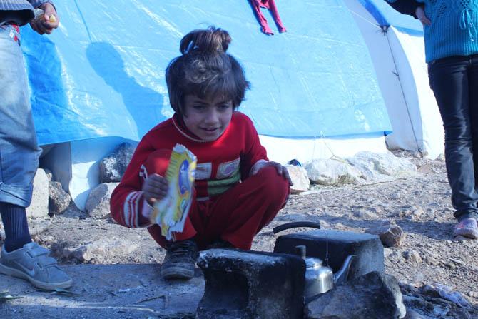 Kah Mülteci Kampının Yetim Çocukları 25