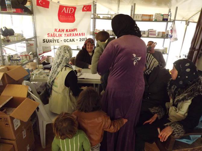 Kah Mülteci Kampının Yetim Çocukları 27