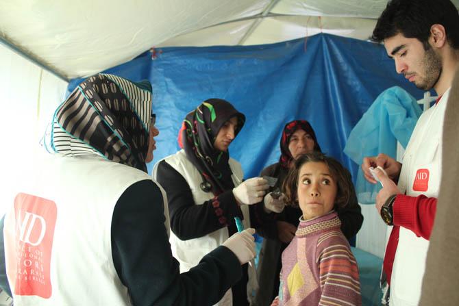 Kah Mülteci Kampının Yetim Çocukları 3