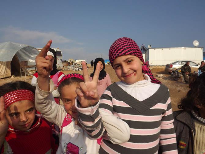 Kah Mülteci Kampının Yetim Çocukları 35