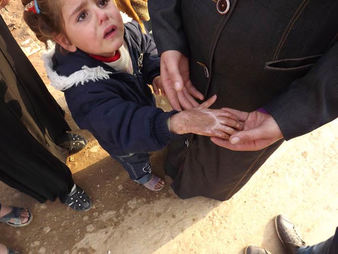 Kah Mülteci Kampının Yetim Çocukları 38