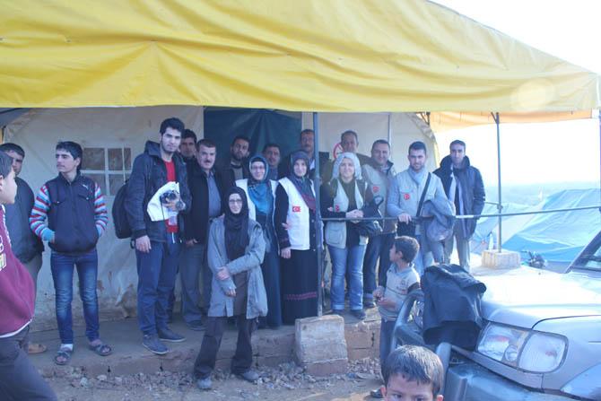 Kah Mülteci Kampının Yetim Çocukları 39
