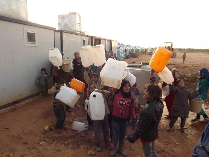 Kah Mülteci Kampının Yetim Çocukları 4