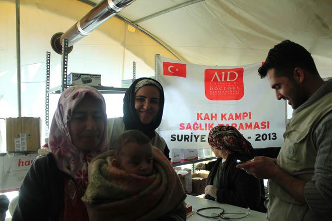 Kah Mülteci Kampının Yetim Çocukları 6