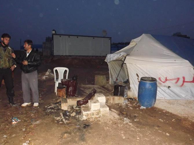 Kah Mülteci Kampının Yetim Çocukları 9